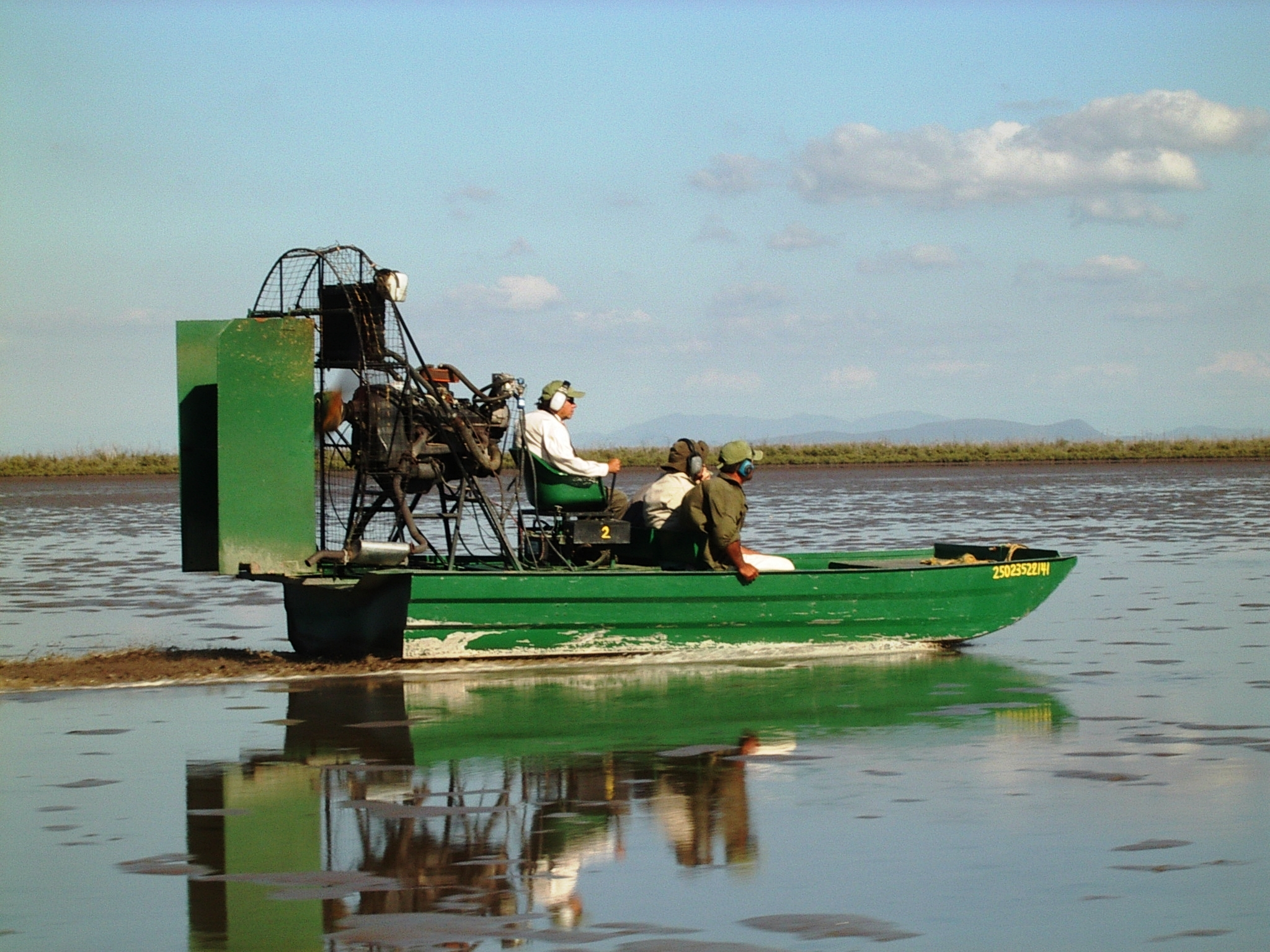 Airboat Transfers Sports Club