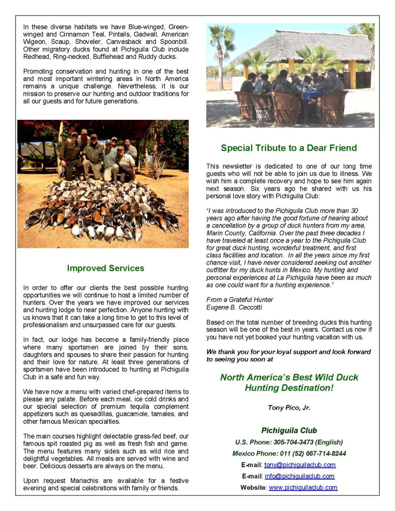 Pichiguila Club Newsletter - Fall 2014_Page_2